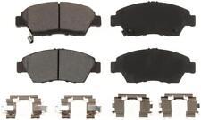 Disc Brake Pad Set-Si Front Bendix D621