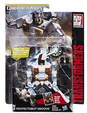 Transformers Hasbro Combiner Wars Deluxe Protectobot Groove in stock MISB