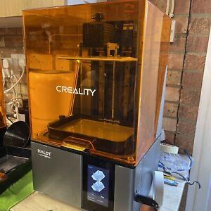 "Creality Halot Sky CL-89 + UV-02 Wash - Cure Resin UV 3D Printer DLP 4K LCD 8.9"""