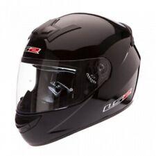 LS2 Helm Karthelm FF352 Rookie schwarz Gr.M Motorradhelm