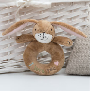 Guess How Much I Love You Hare Ring Rattle Little Nutbrown Hare  FAST DISPATCH!