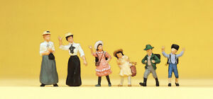 """Preiser 12194 H0 Figuren """"Frauen und Kinder um 1900""""  #NEU in OVP##"""