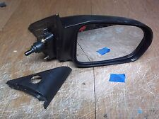 2001-2005 HONDA CIVIC PASSENGER SIDE MANUAL DOOR MIRROR *2 DOOR* OEM BLACK