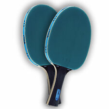 Stiga Blue Pure Color Advance Ping Pong/Table Tennis Paddles-Set of 2
