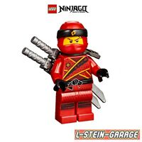 Lego® Ninjago Figur Hutchins aus Set 70643 njo384 brandneu mit Waffe