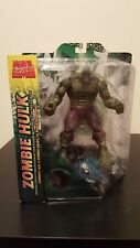 Lot of 3 Marvel Select Marvel Zombie Action Figures Sealed In Package