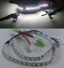 Parrot AR Drone 2.0 White LED Light Kit For Outdoor Hull + Power Adapter Cable