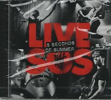 5 SECONDS OF SUMMER - LIVE SOS     *NEW & SEALED CD ALBUM*