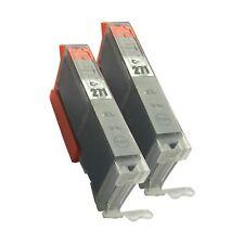 2 Gray CLI-271XL 271 G Ink Cartridges for CanonPIXMA MG5720 MG6820 MG5721 MG7720