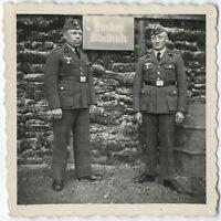 Bunker Windhuk, Original-Fotografie um 1940