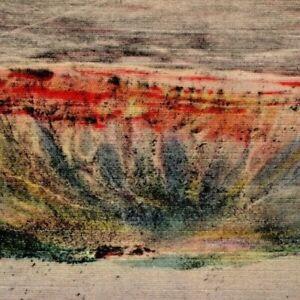 Meteor Crater Landmark Flagstaff Winslow Arizona Lollegard Specialty Tucson 111