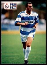 Pro Set Football 1991-1992 Queen's Park Rangers David Bardsley #93