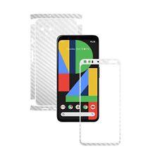 1+1 GIFT Skin,Carbon Full Body Wrap,Case Vinyl 16 colors for Google Pixel 4 XL