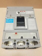 Siemens JXD63B250, 250 Amp 3 Pole 600 Volt Circuit Breaker-  1 YEAR WARRANTY