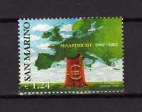 15010) San Marino 2002 MNH New - Maastricht - Tree
