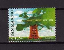15010) SAN MARINO 2002 MNH** Nuovi** - Maastricht - Tree -