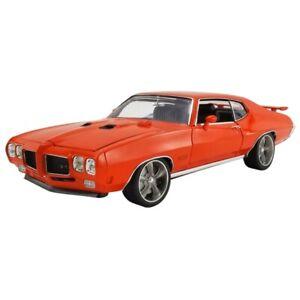 Pontiac GTO Street Fighter The Prosecutor 1970 Orange 1/18 - A1801214 ACME