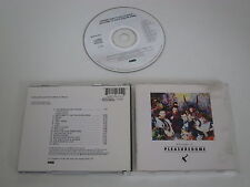 FRANKIE GOES TO HOLLYWOOD/WELCOME TO THE PLEASUREDOME(ZTT 4509-94745-2) CD ALBUM