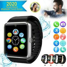 2020 GT08 Bluetooth Smart Watch Touch Screen Wrist with Camera For Android IOS