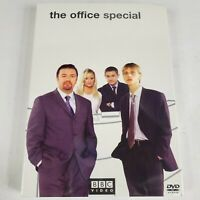 The Office Special BBC (DVD, 2004, Special Edition) NEW SEALED Ricky Gervais