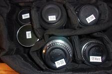 6 Nikon Lens: 52mm 58mm 10-24 70-300 55-200 105 Macro