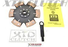 XTD STAGE 4 CERAMIC RIGID CLUTCH DISC AND TOOL  FITS RSX CIVIC SI 2.0L K20