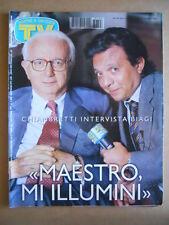 TV SORRISI E CANZONI  n°43 1997 Chiambretti Macellaio Alba Parietti  [GS49]