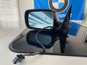 1999-04 BMW 3-Series CPE CONV POWER HEAT Door Mirror LH Drivers  OEM 330ci E46