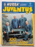 HURRA' JUVENTUS N. 11 NOVEMBRE 1997 + FASCICOLO VIALLI ANNIVERSARIO JUVECENTUS