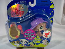 BNIB LITTLEST PET SHOP SPECIAL EDITION PET PUPPY WITH MUD PAD, BRUSH & HAT #830