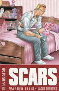 Scars Ashcan #1 FN; Avatar | save on shipping - details inside
