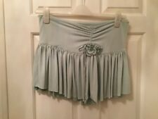 New - very Pretty Abercrombie & Fitch skirt From USA  - pastel Green - size M