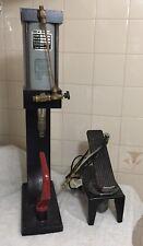 Tuuk Ice skate pneumatic power air riveter (foot,leatherware, equipment repair