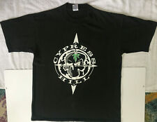 """Vintage Cypress Hill 1991 Authentic T shirt Xl """"The Phuncky Cypress Hill Sh*t"""""""