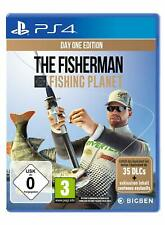 PS4 Spiel The Fisherman - Fishing Planet (Day One Edition)  Angeln NEUWARE