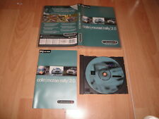 COLIN McRAE RALLY 2.0 DE CODEMASTERS PARA PC USADO COMPLETO
