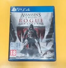 Assassin's Creed Rogue Remastered GIOCO PS4