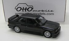 BMW E30 Alpina B6 ( 1988 ) black / Otto Mobile 1:18