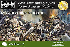Plastic Soldier Company American Infantry 15mm 130 figures Flames of War
