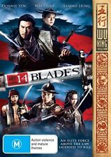 14 Blades (Donnie Yen) DVD NEW