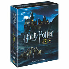 Harry Potter The Complete 8 Film Collection DVD Movie Boxed Set **NEW Sealed**