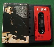 Barbra Streisand The Broadway Album inc If I Loved You + Cassette Tape - TESTED