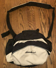 Eddie Bauer Travel Bag/Fanny Pack + Long Strap