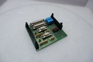 Delta Tau 2SV2ST, ZM1637-40A Controller Interface Board