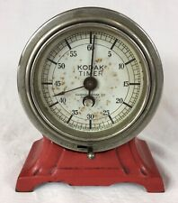 Vintage / Retro / KODAK Eastman, Dark Room Timer, Clockwork, (Kitchen Timer) USA