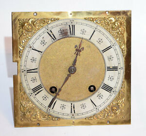 altes komplettes Uhrwerk für einer Stutzuhr von Lenzkirch