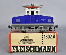 FLEISCHMANN HO SCALE 1302 A ELB ELECTRIC LOCOMOTIVE #12 DC 2-RAIL