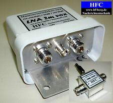 Sonderangebot !!! LNA-2m-VOX Mastvorverstärker inkl. FSW-1000 N Fernspeiseweiche