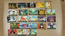 Pokemon heros vs Villians cards and  Tv Animation series cards