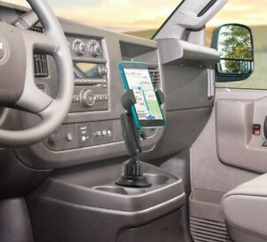 XLRM023 Custom Console Cup Holder RoadVise XL Mount for Apple iPhone 12 Samsung